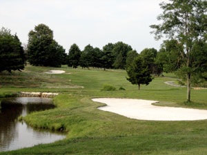 Burlington County Golf Course